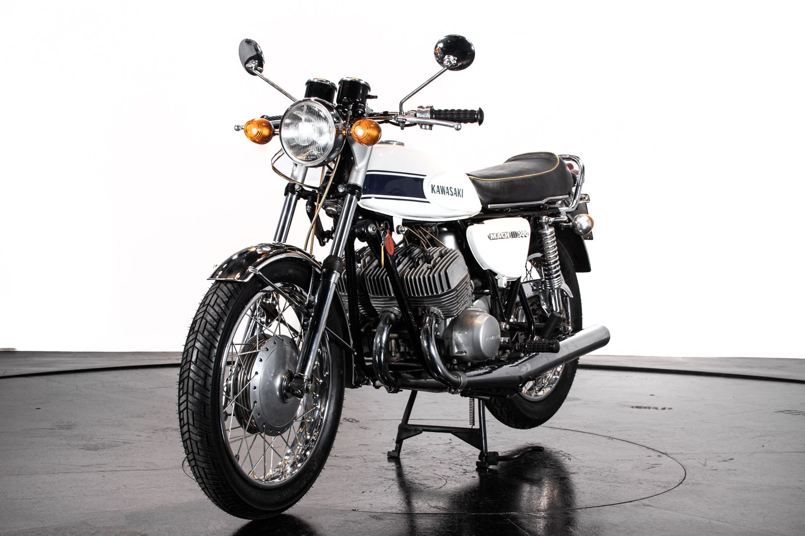 1970 Kawasaki Mach III H1 500 62077