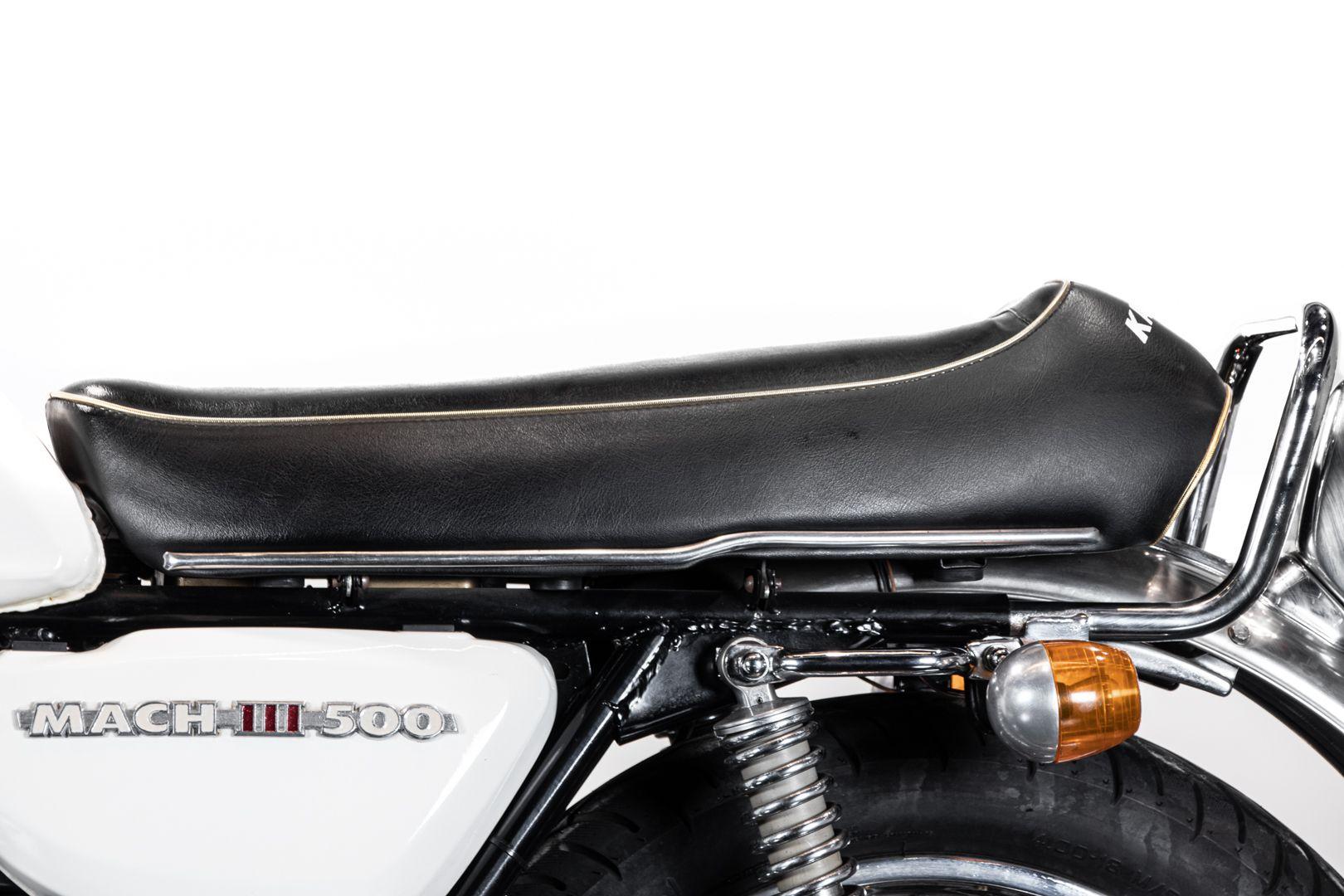 1970 Kawasaki Mach III H1 500 62079
