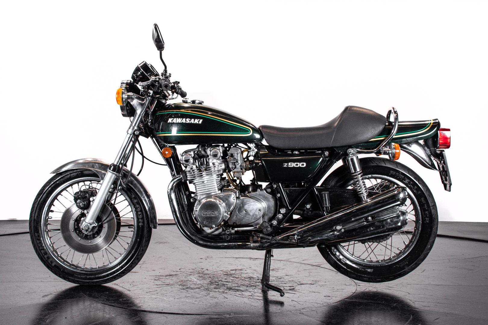1976 Kawasaki Z 900 81502