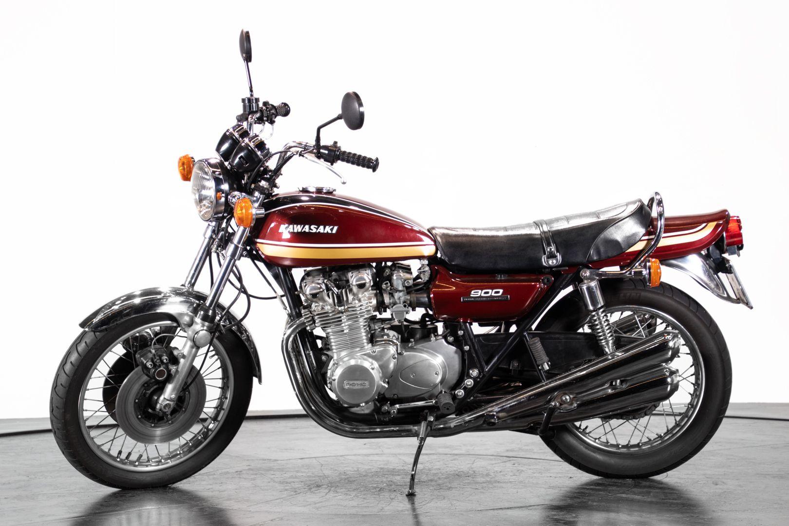 1975 Kawasaki Z1 Super 4 40653