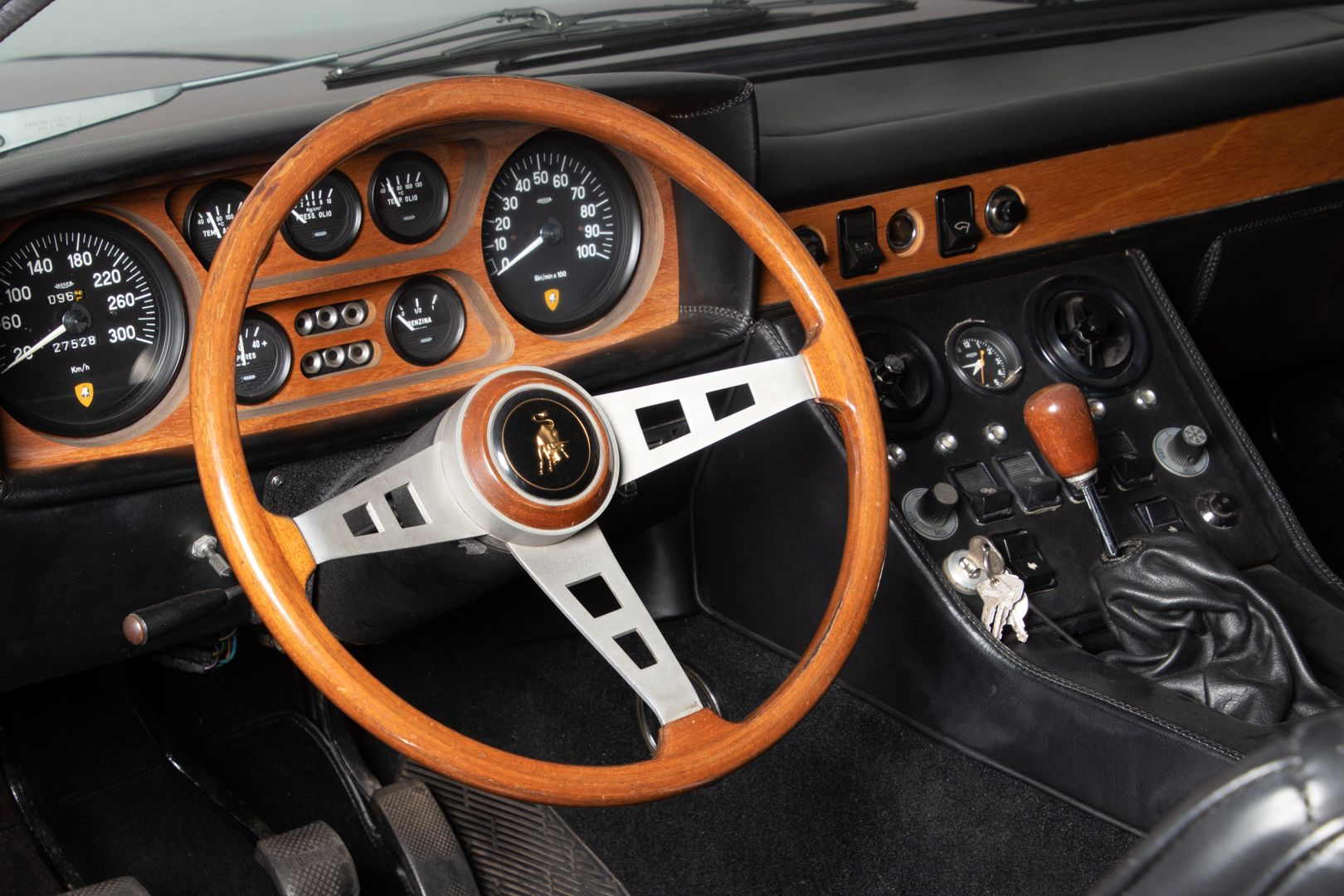 1970 Lamborghini Espada II° Serie 22683