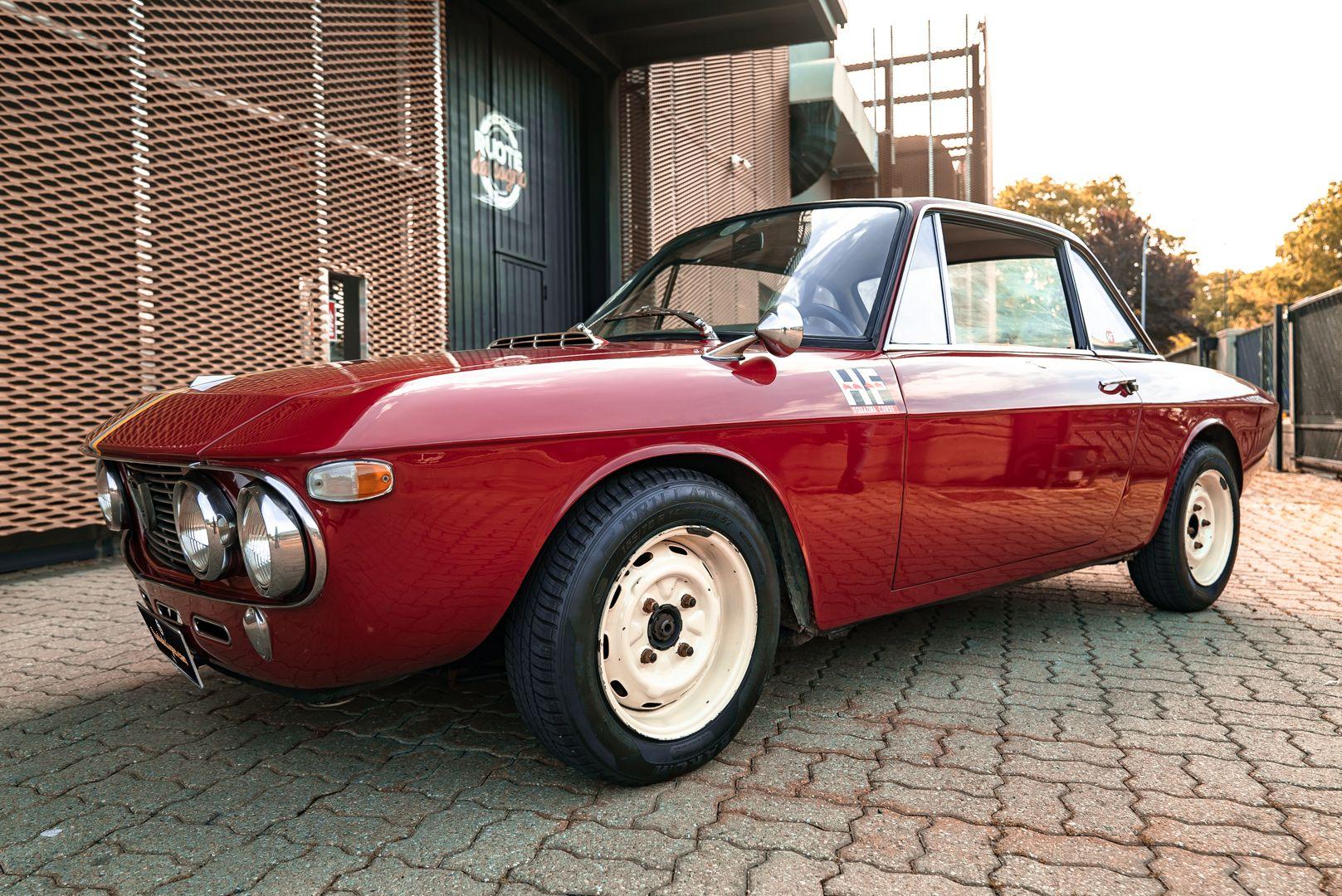 1968 Lancia Fulvia HF 1300 Rally 70669
