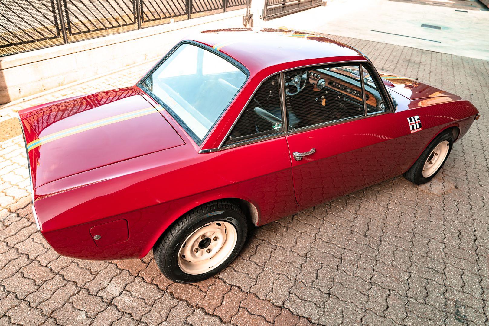 1968 Lancia Fulvia HF 1300 Rally 70673