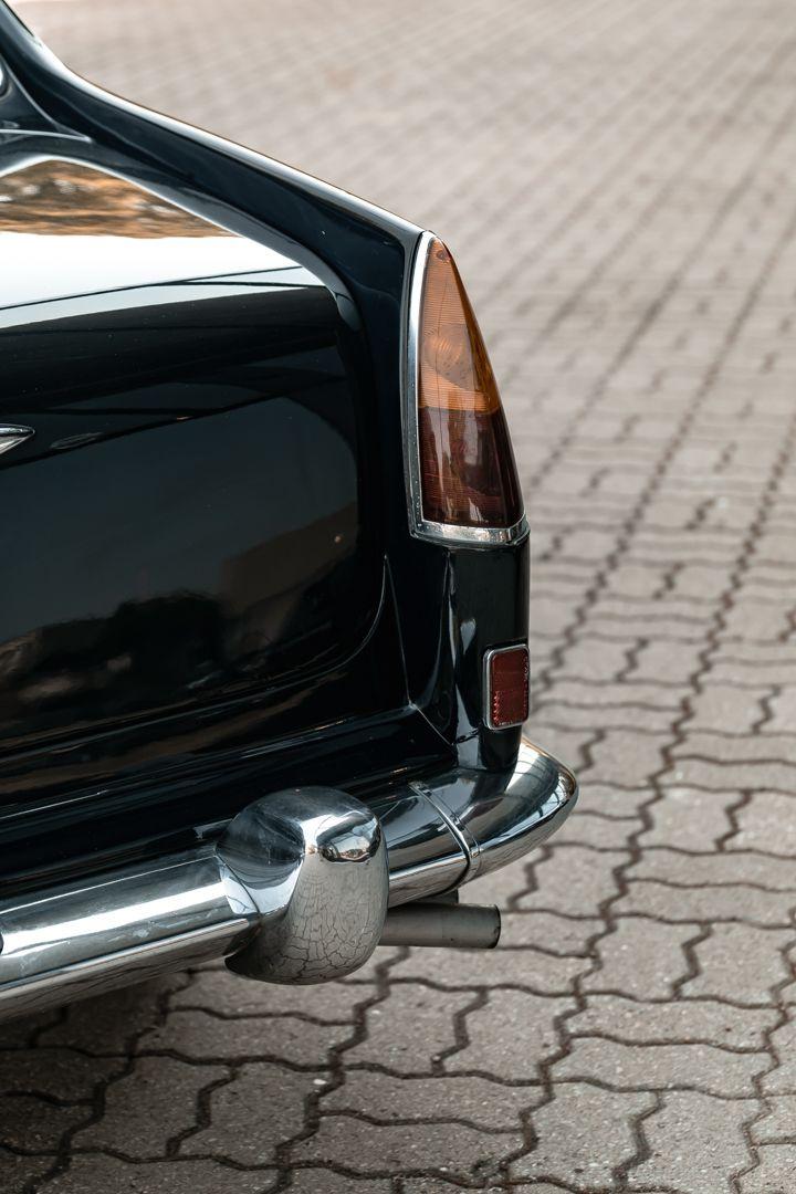 1960 Lancia Flaminia Coupé Pininfarina 2.5 76033