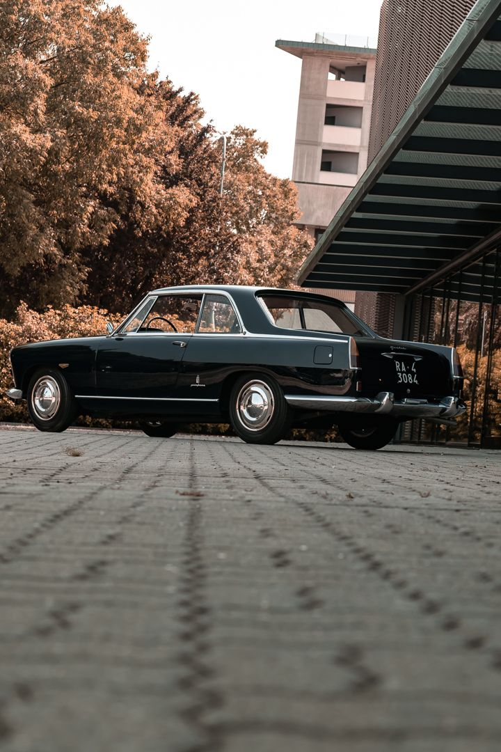 1960 Lancia Flaminia Coupé Pininfarina 2.5 76027