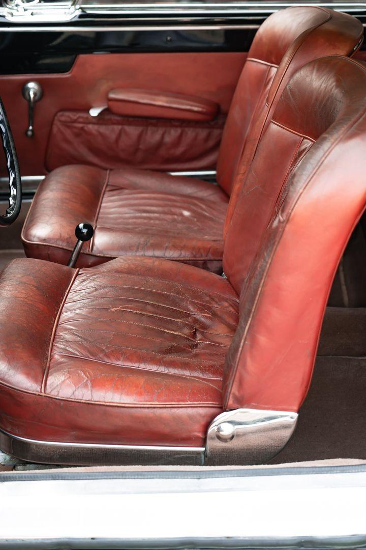1960 Lancia Flaminia Coupé Pininfarina 2.5 76054