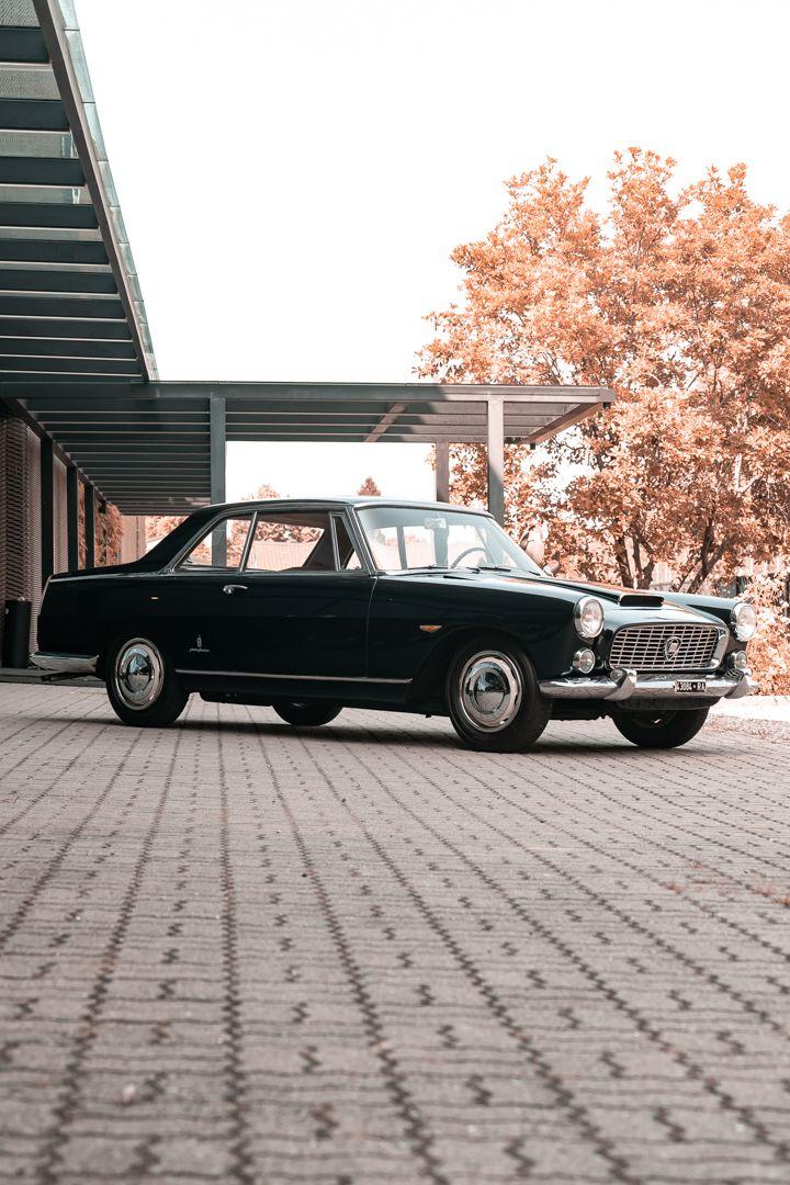 1960 Lancia Flaminia Coupé Pininfarina 2.5 76030