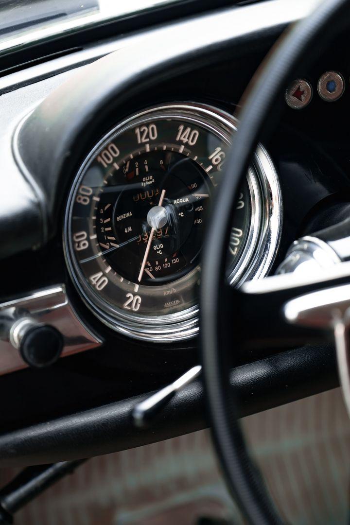 1960 Lancia Flaminia Coupé Pininfarina 2.5 76061