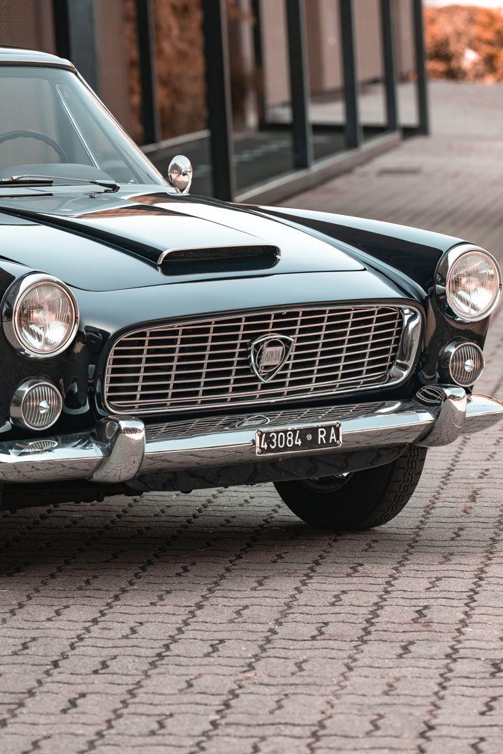 1960 Lancia Flaminia Coupé Pininfarina 2.5 76038