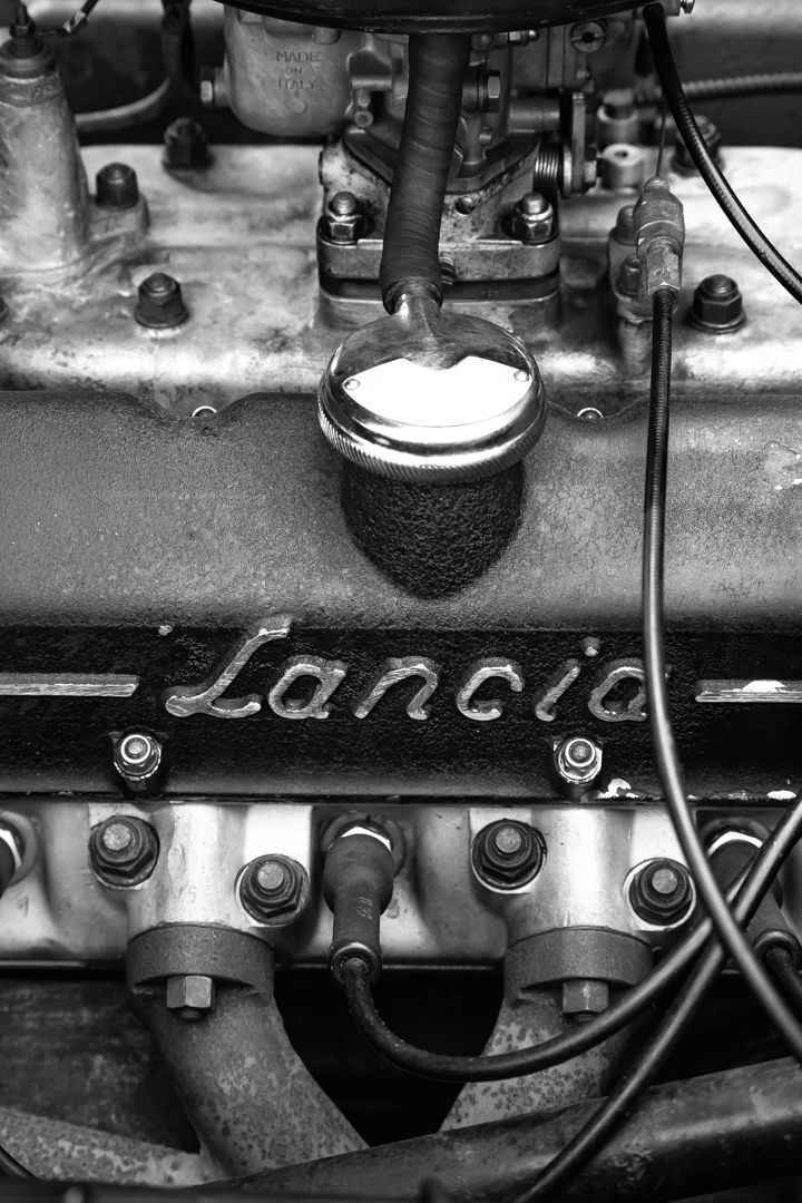 1960 Lancia Flaminia Coupé Pininfarina 2.5 76084