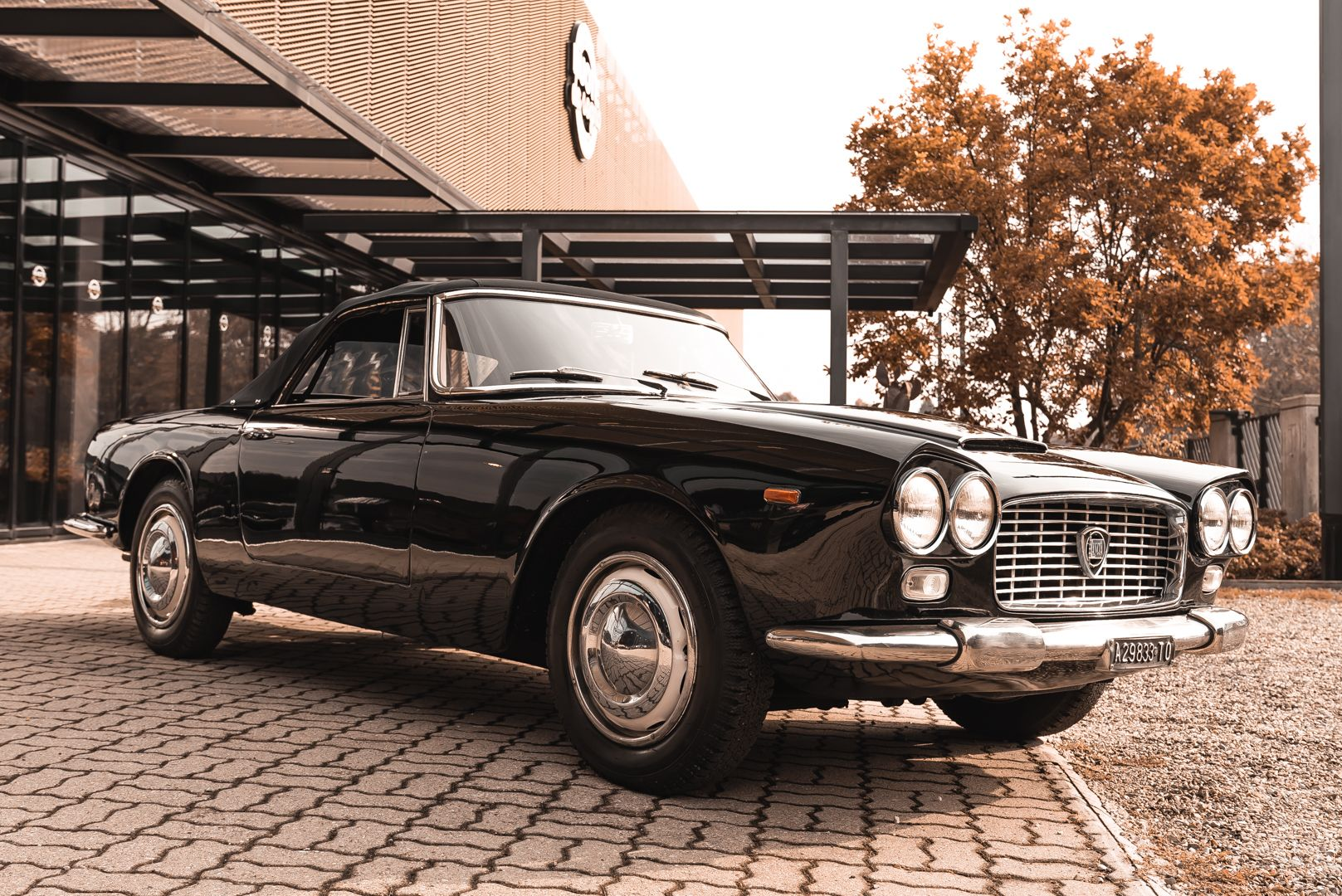 1968 Lancia Flaminia Touring Convertible 2800 3C 79133