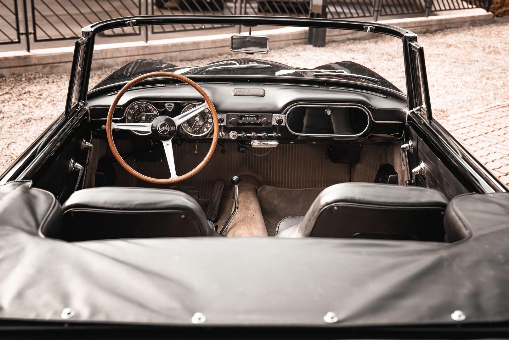 1968 Lancia Flaminia Touring Convertible 2800 3C 79121