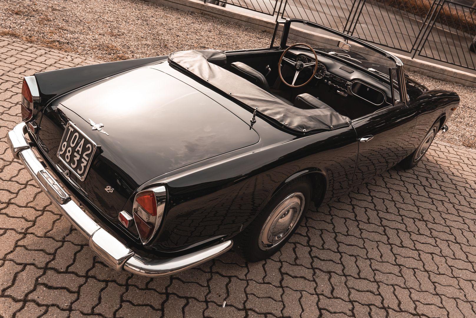 1968 Lancia Flaminia Touring Convertible 2800 3C 79122