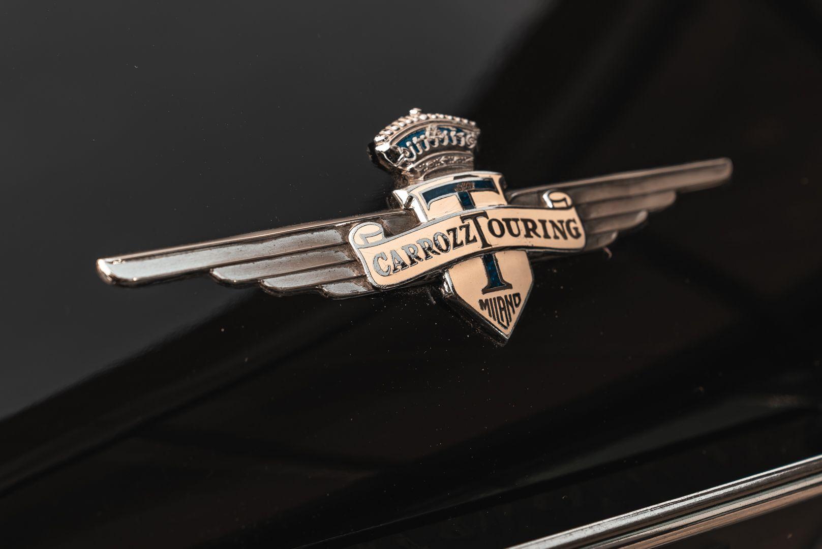 1968 Lancia Flaminia Touring Convertible 2800 3C 79154