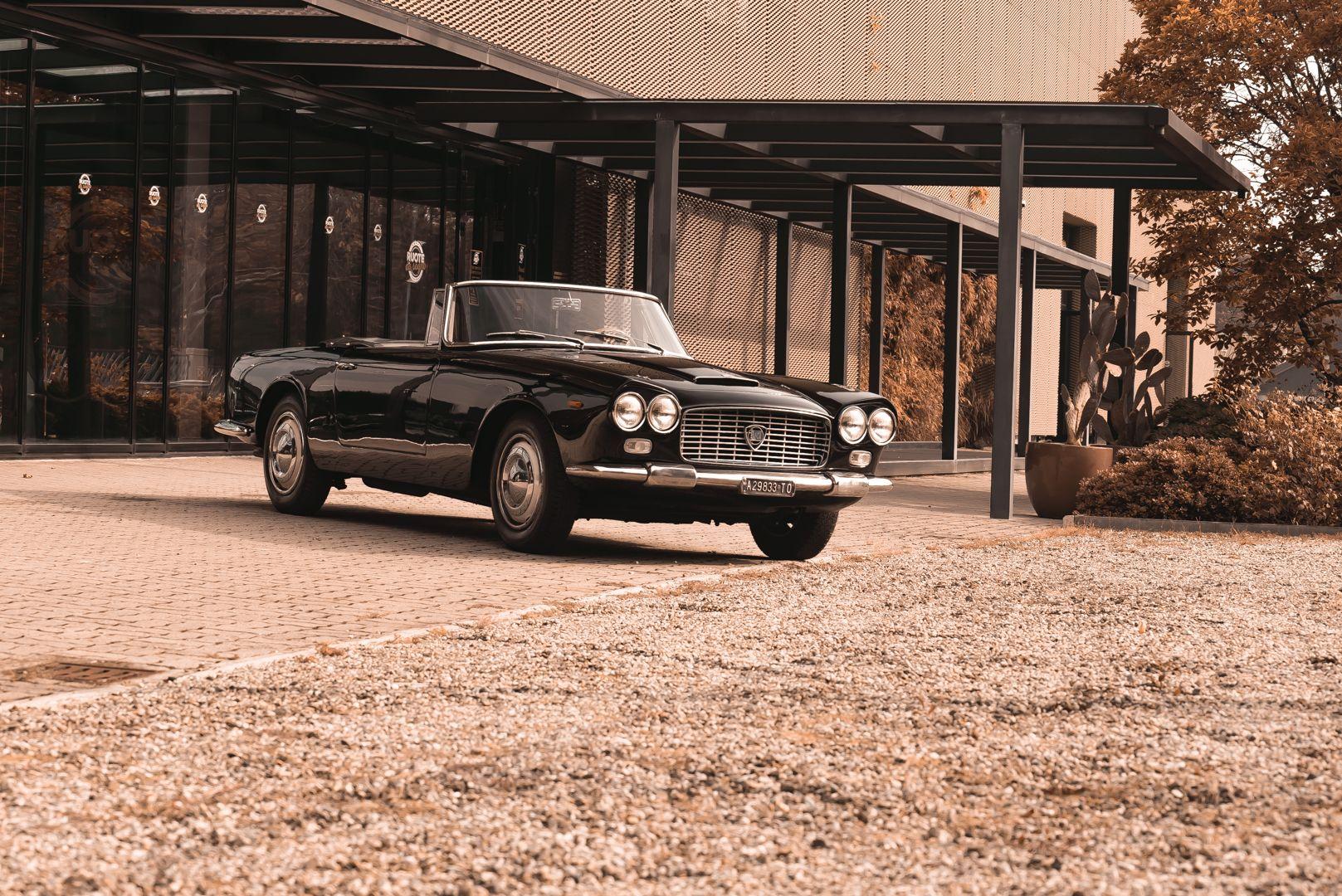1968 Lancia Flaminia Touring Convertible 2800 3C 79114