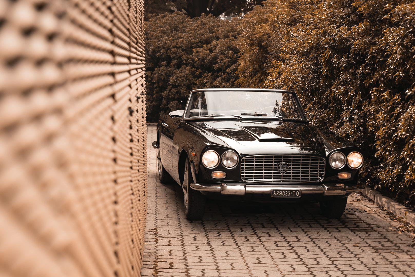 1968 Lancia Flaminia Touring Convertible 2800 3C 79176