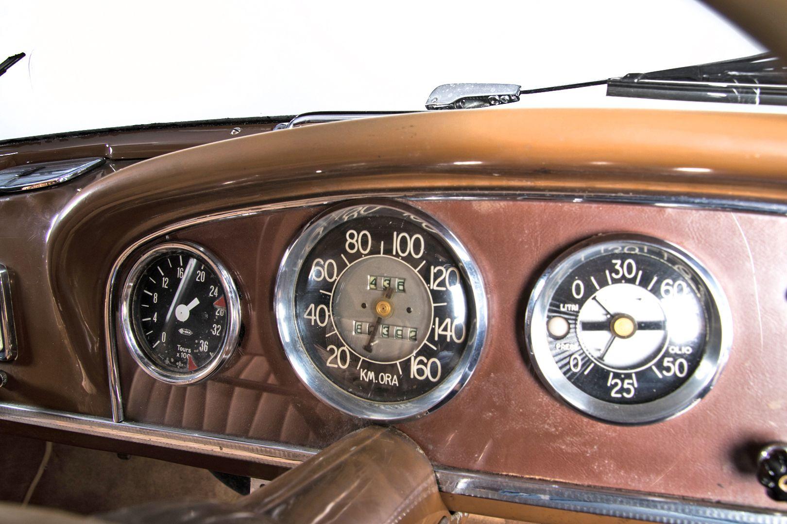 "1951 LANCIA AURELIA B50 ""Farina"" 52786"