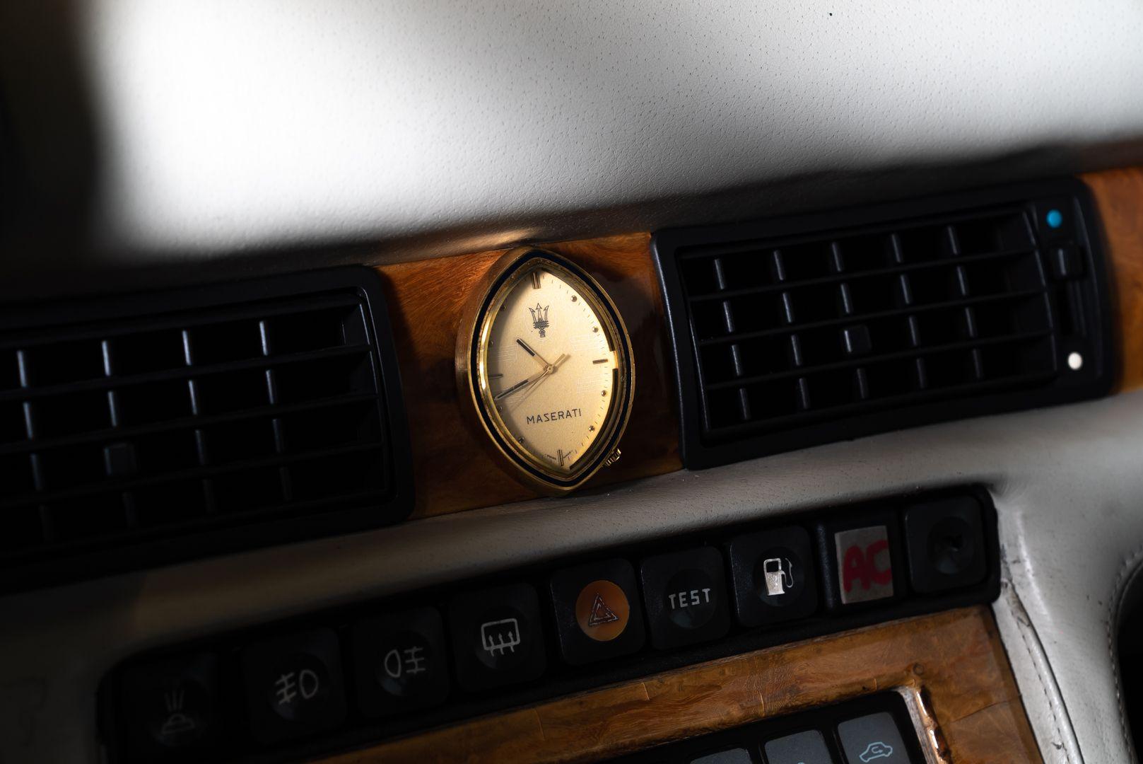 1989 MASERATI BITURBO 2.24V 56972