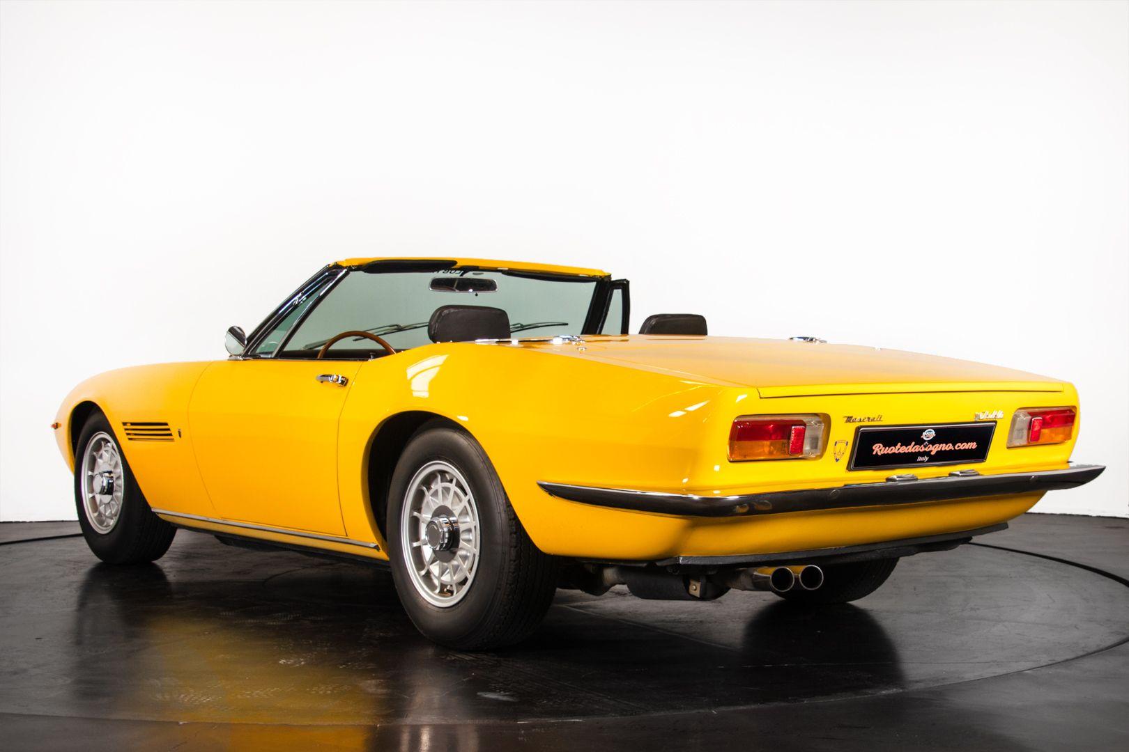 Maserati Ghibli Spider 23119