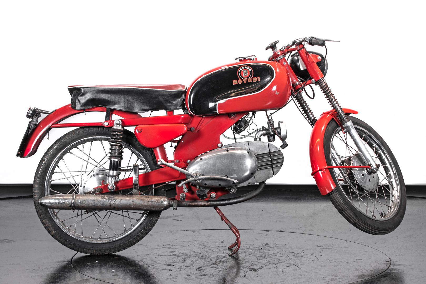 1954 Motobi 125 Ardizio Sport 75008