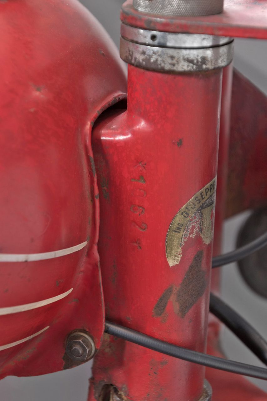 1961 MotoBi B 98 Balestrino 75060