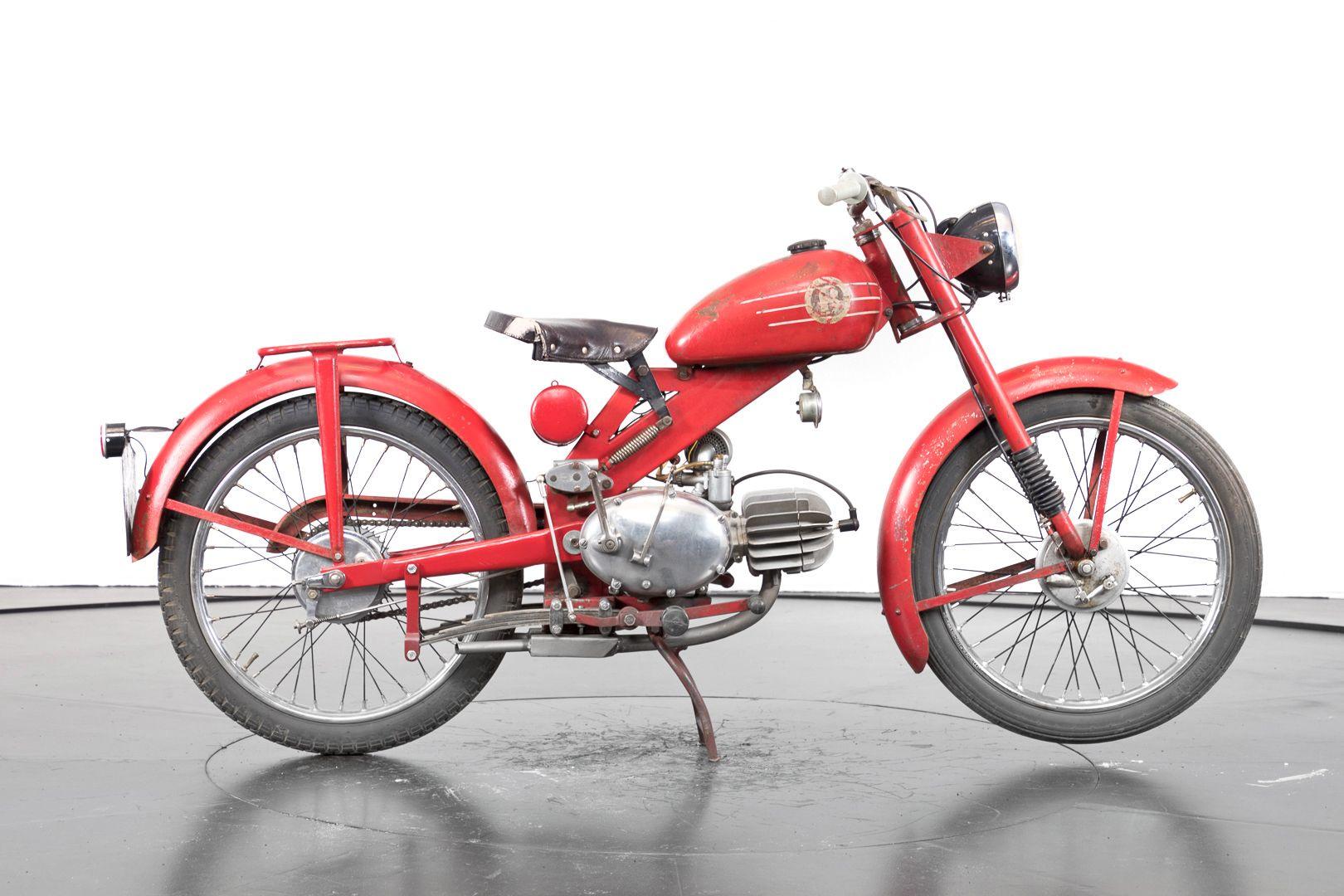 1961 MotoBi B 98 Balestrino 75047