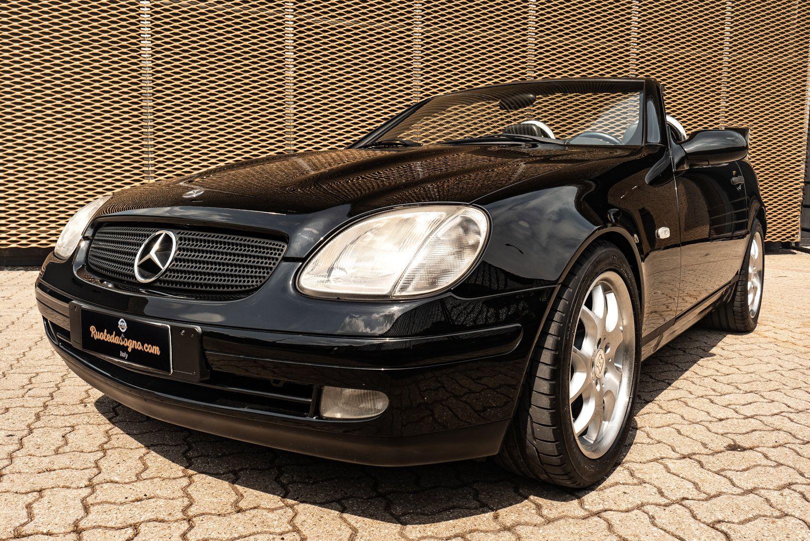 1998 Mercedes-Benz SLK 230 Brabus K1 73738