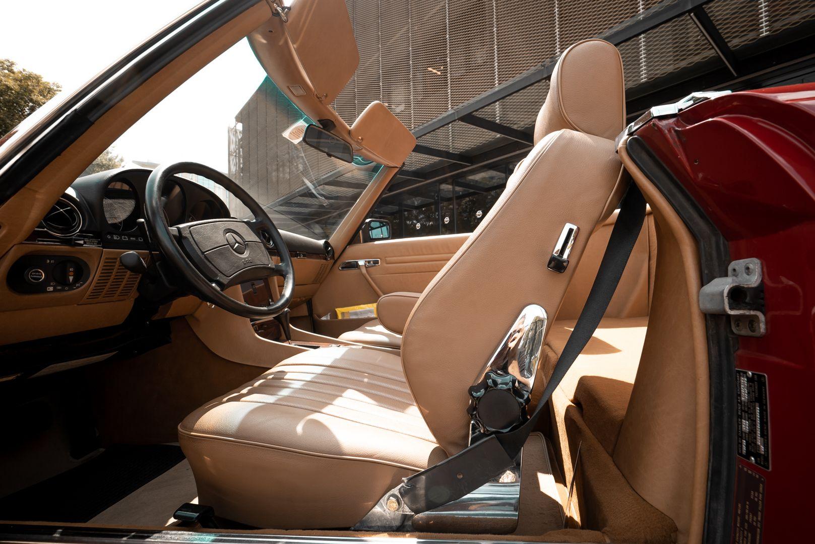 1985 Mercedes-Benz SL 560 73643