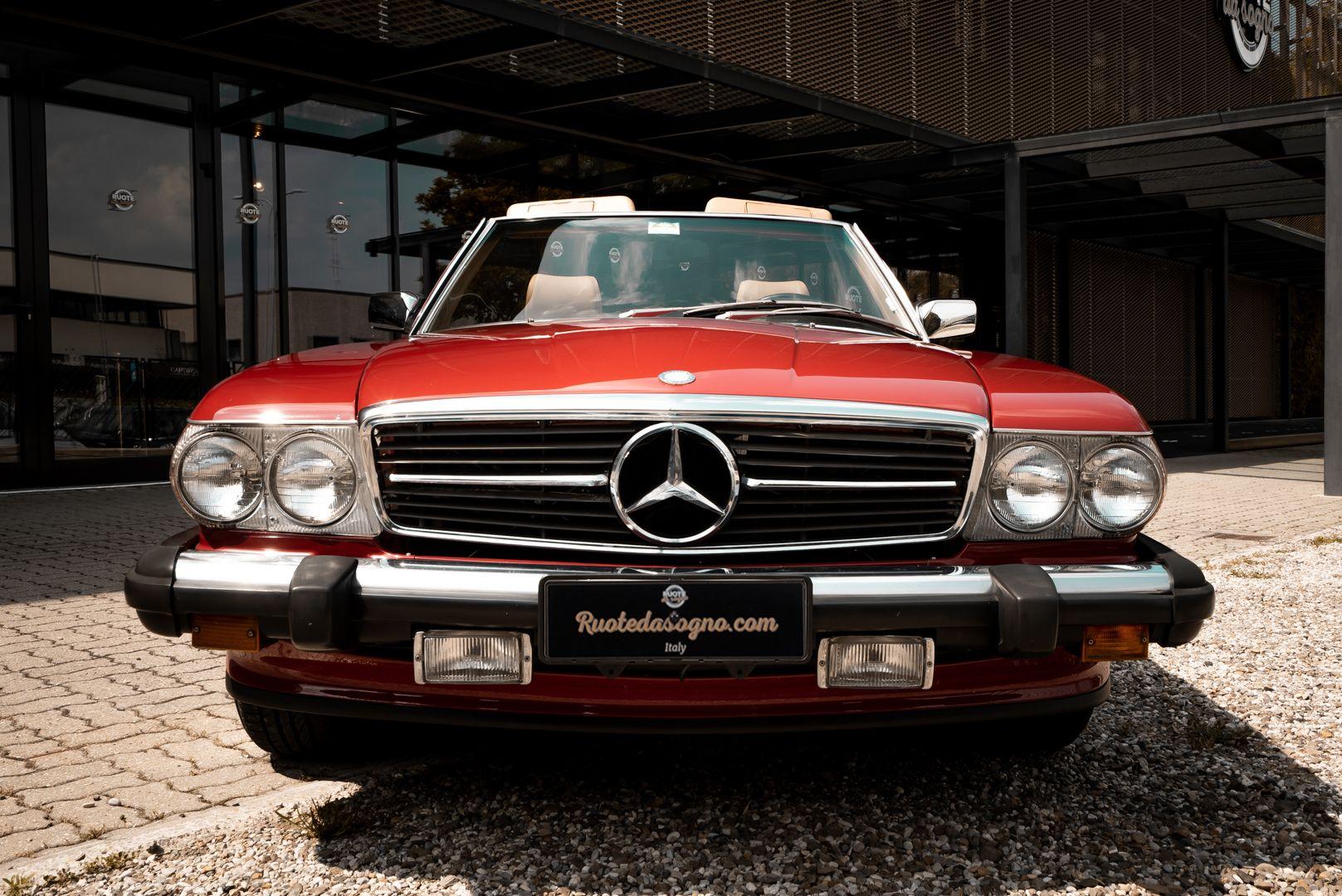 1985 Mercedes-Benz SL 560 73630