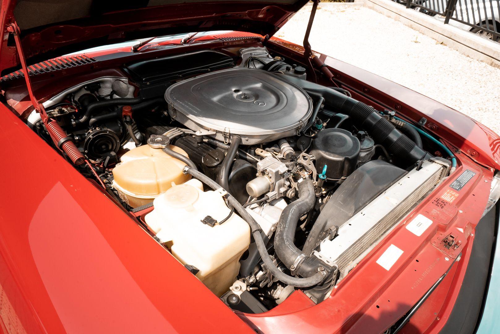 1985 Mercedes-Benz SL 560 73659