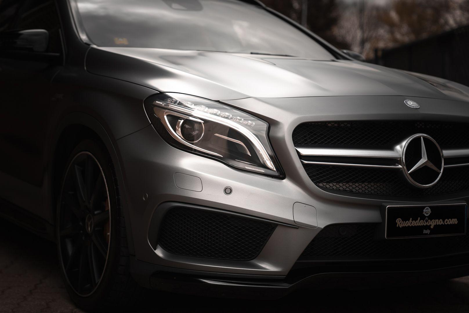 2015 Mercedes-Benz GLA AMG 45 68298