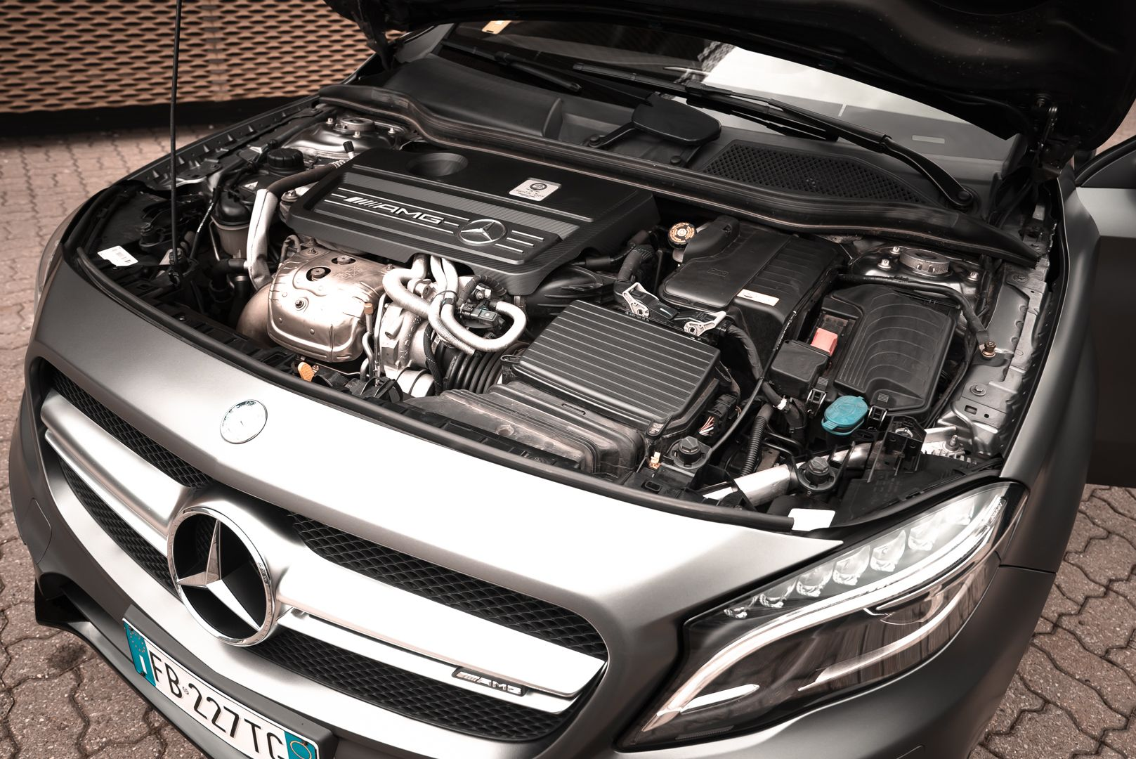 2015 Mercedes-Benz GLA AMG 45 68325