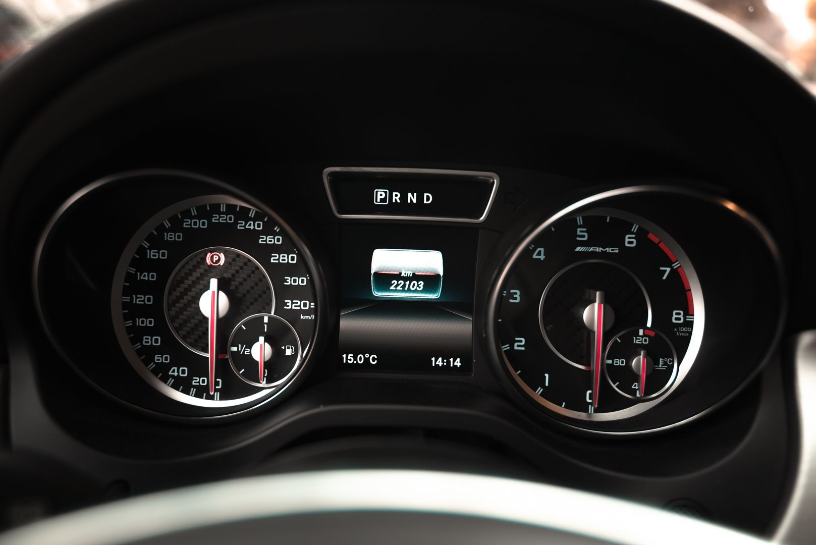 2015 Mercedes-Benz GLA AMG 45 68316