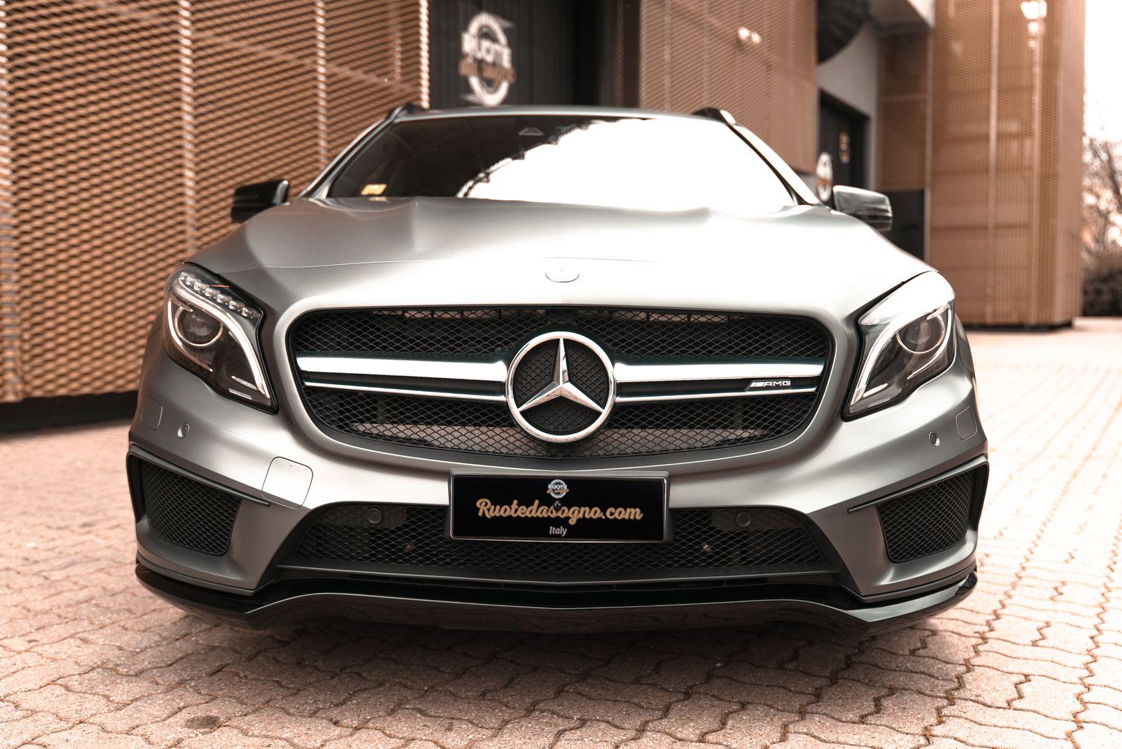 2015 Mercedes-Benz GLA AMG 45 68289