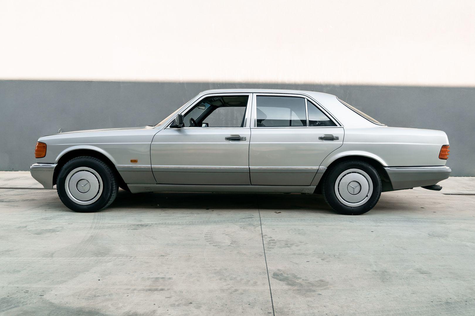 1987 Mercedes-Benz 420 SE 68424