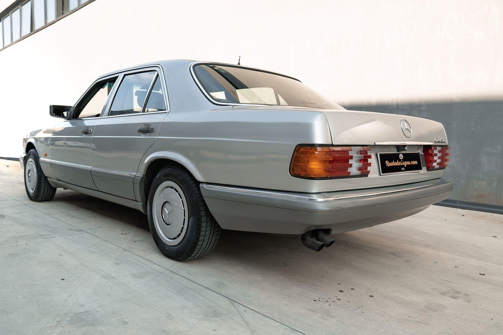 1987 Mercedes-Benz 420 SE 68418