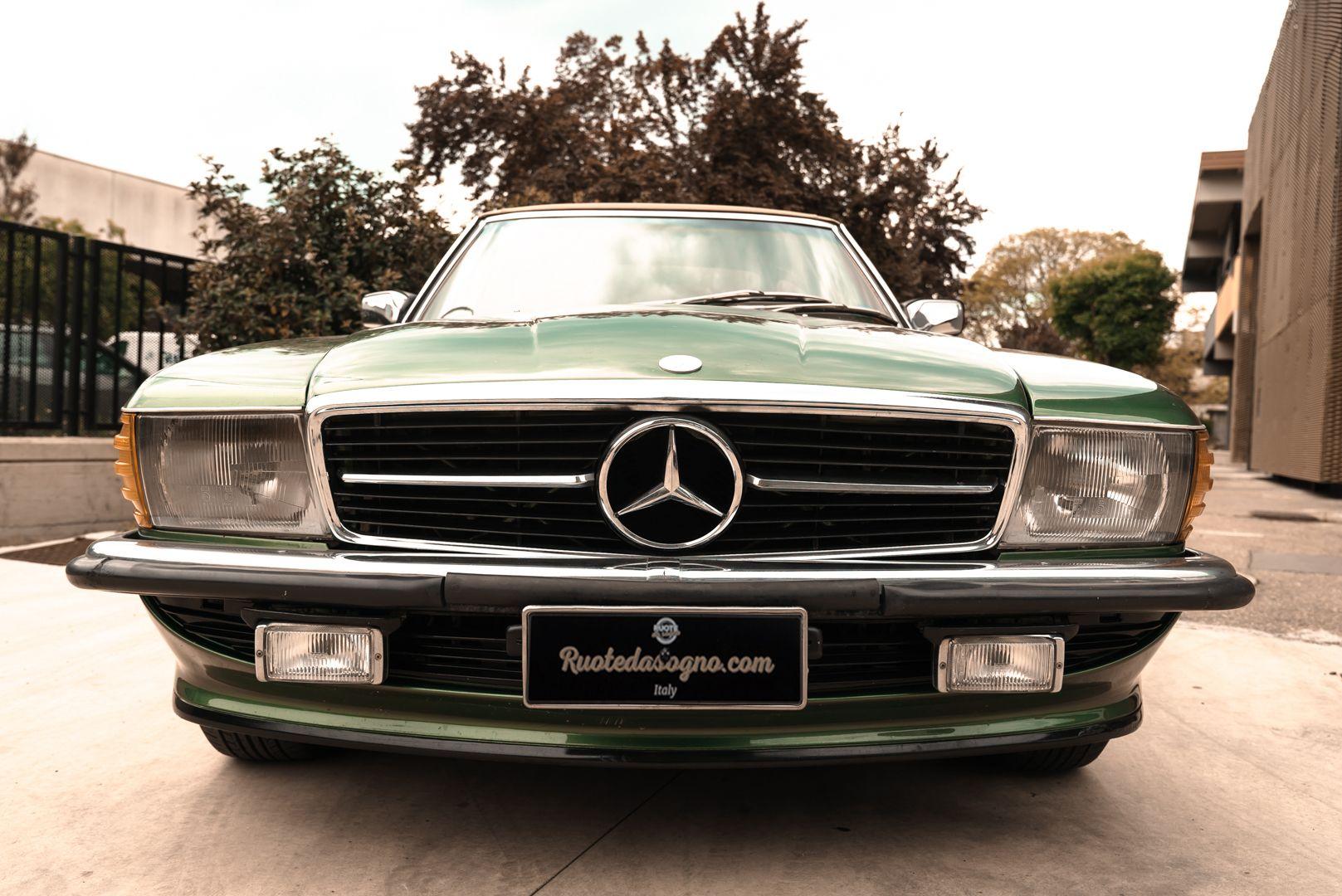 1986 Mercedes-Benz SL 300 69300