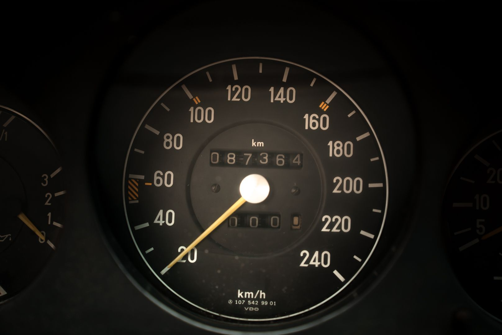 1986 Mercedes-Benz SL 300 69322