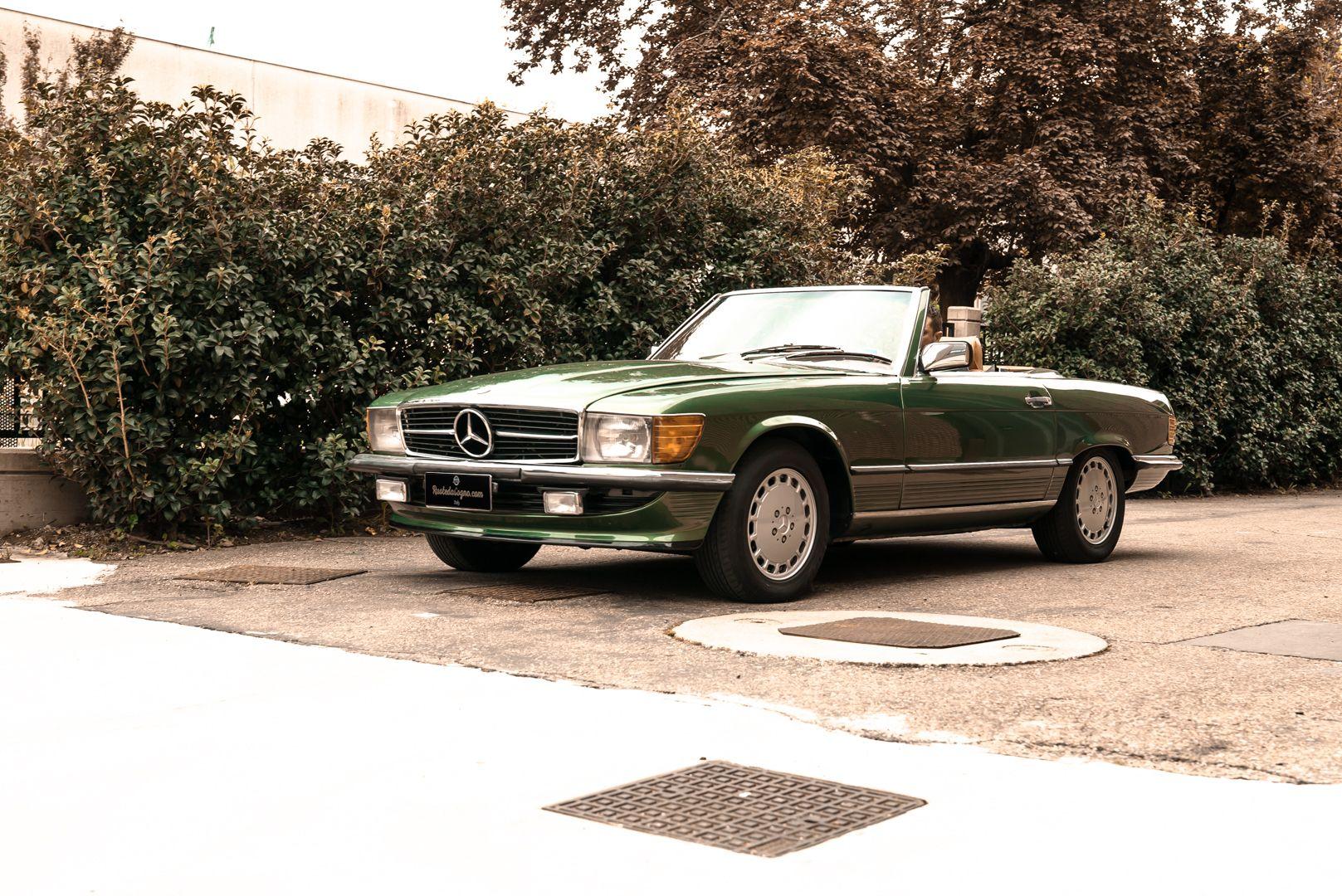 1986 Mercedes-Benz SL 300 69298
