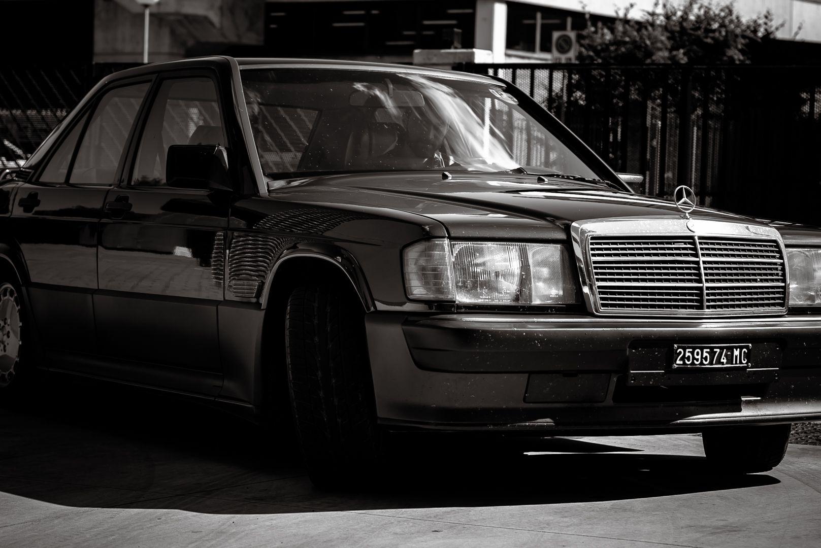 1985 Mercedes-Benz 190E 2.3-16 71376