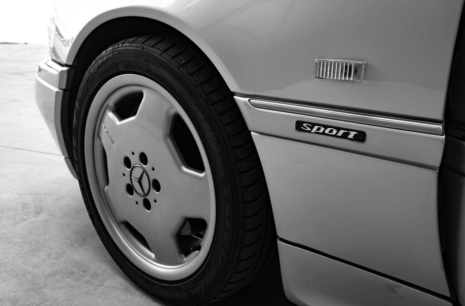 1995 Mercedes Benz C36 AMG 75810