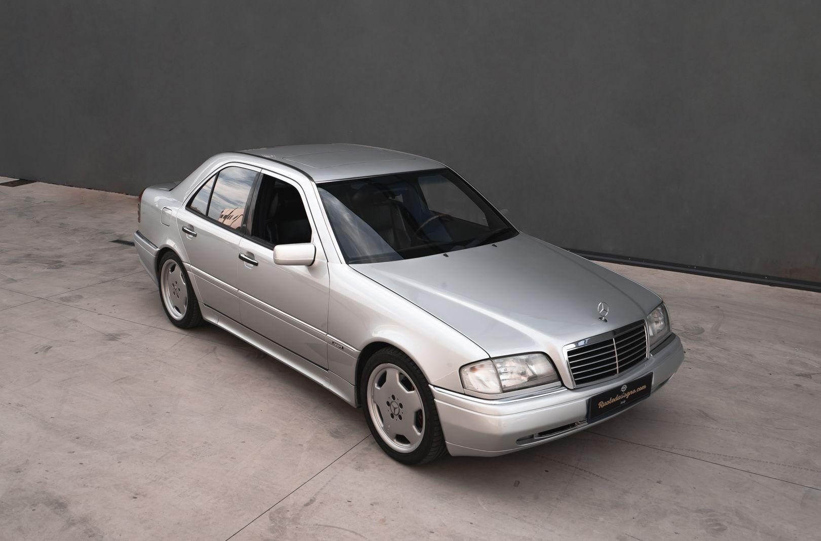 1995 Mercedes Benz C36 AMG 75799