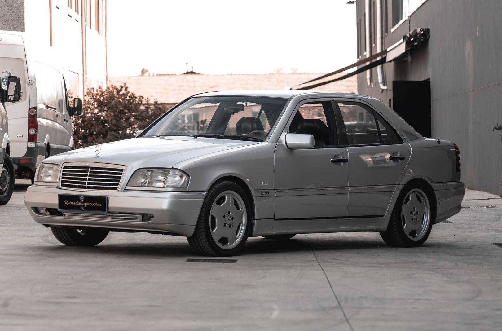1995 Mercedes Benz C36 AMG 75803