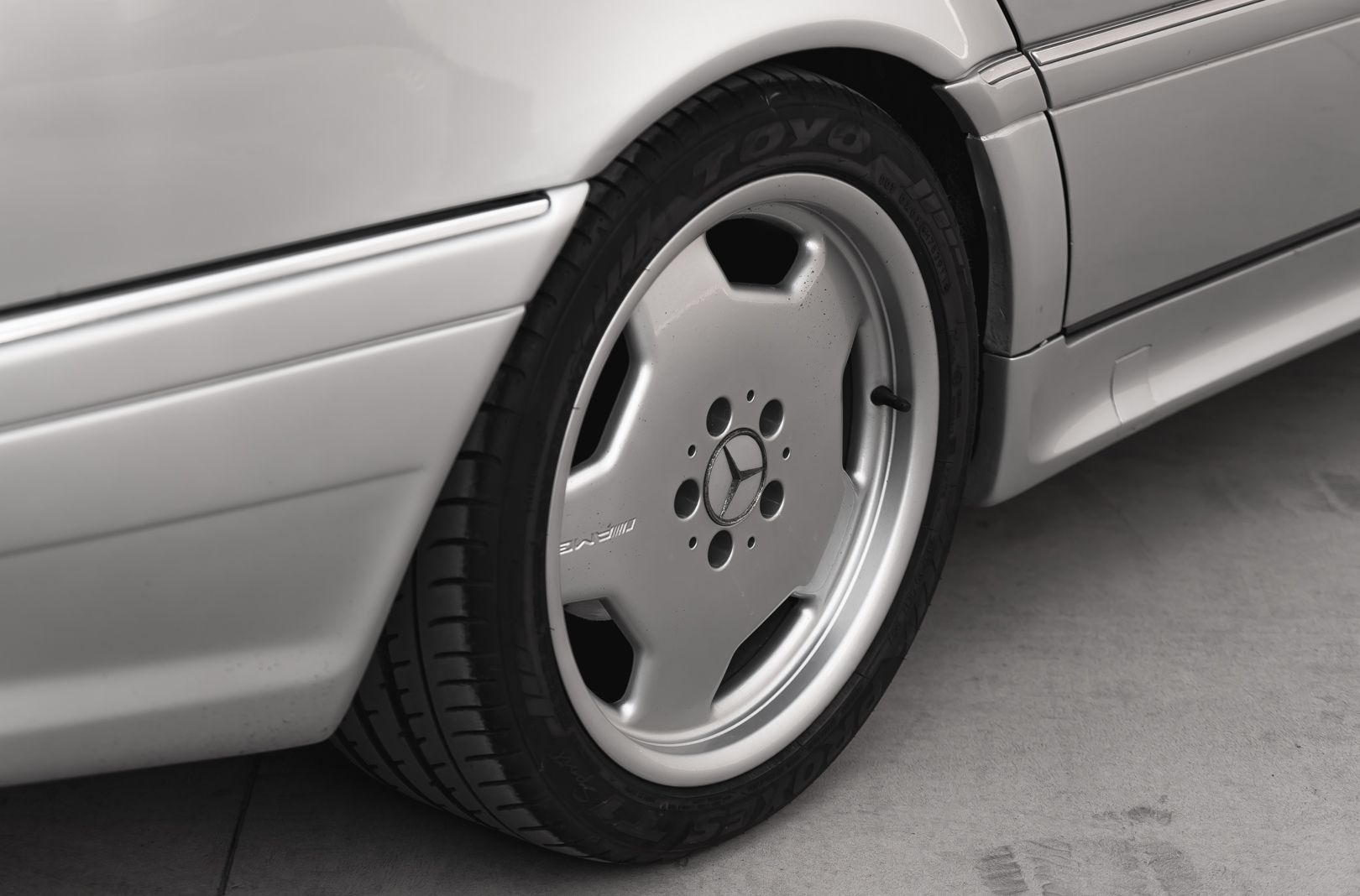 1995 Mercedes Benz C36 AMG 75807