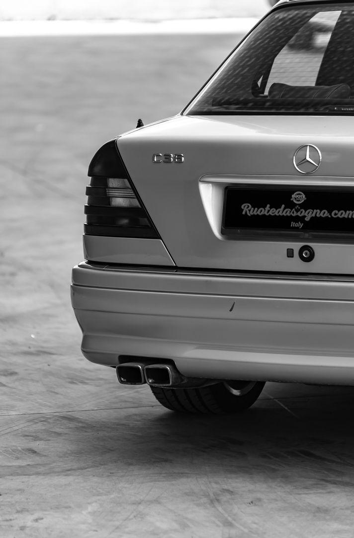 1995 Mercedes Benz C36 AMG 75808