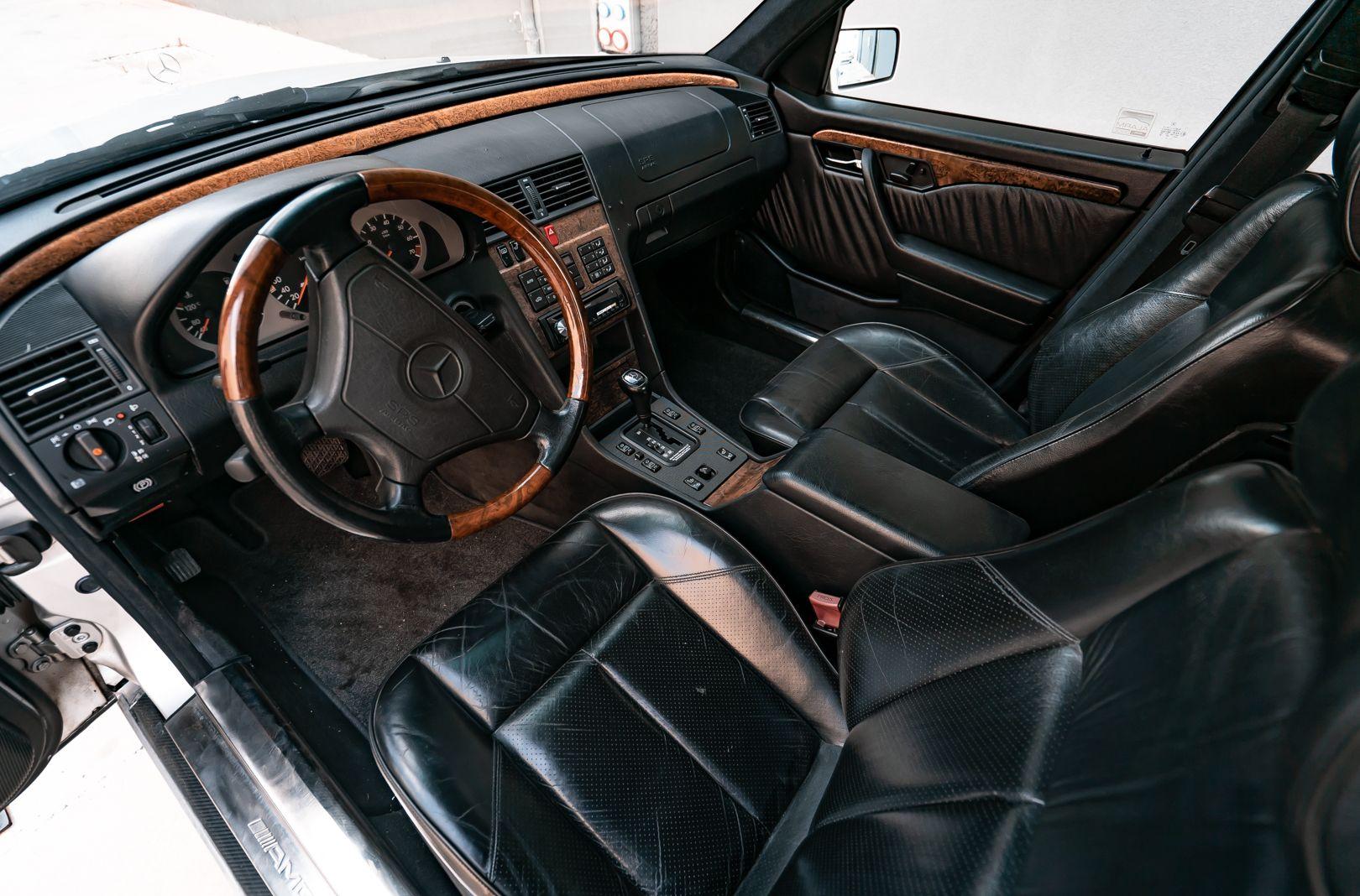 1995 Mercedes Benz C36 AMG 75832
