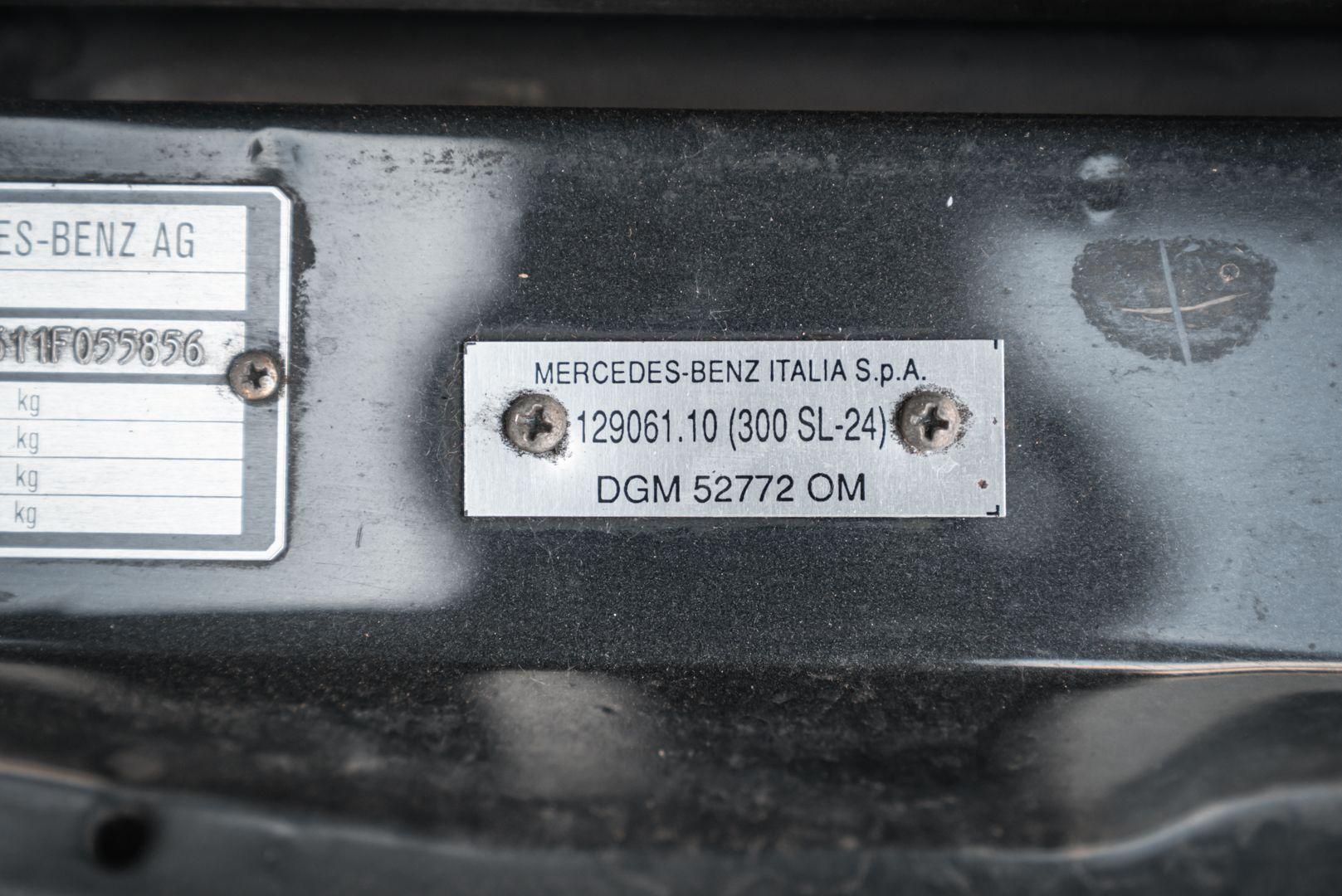 1992 Mercedes Benz 300 SL 24 V 80646