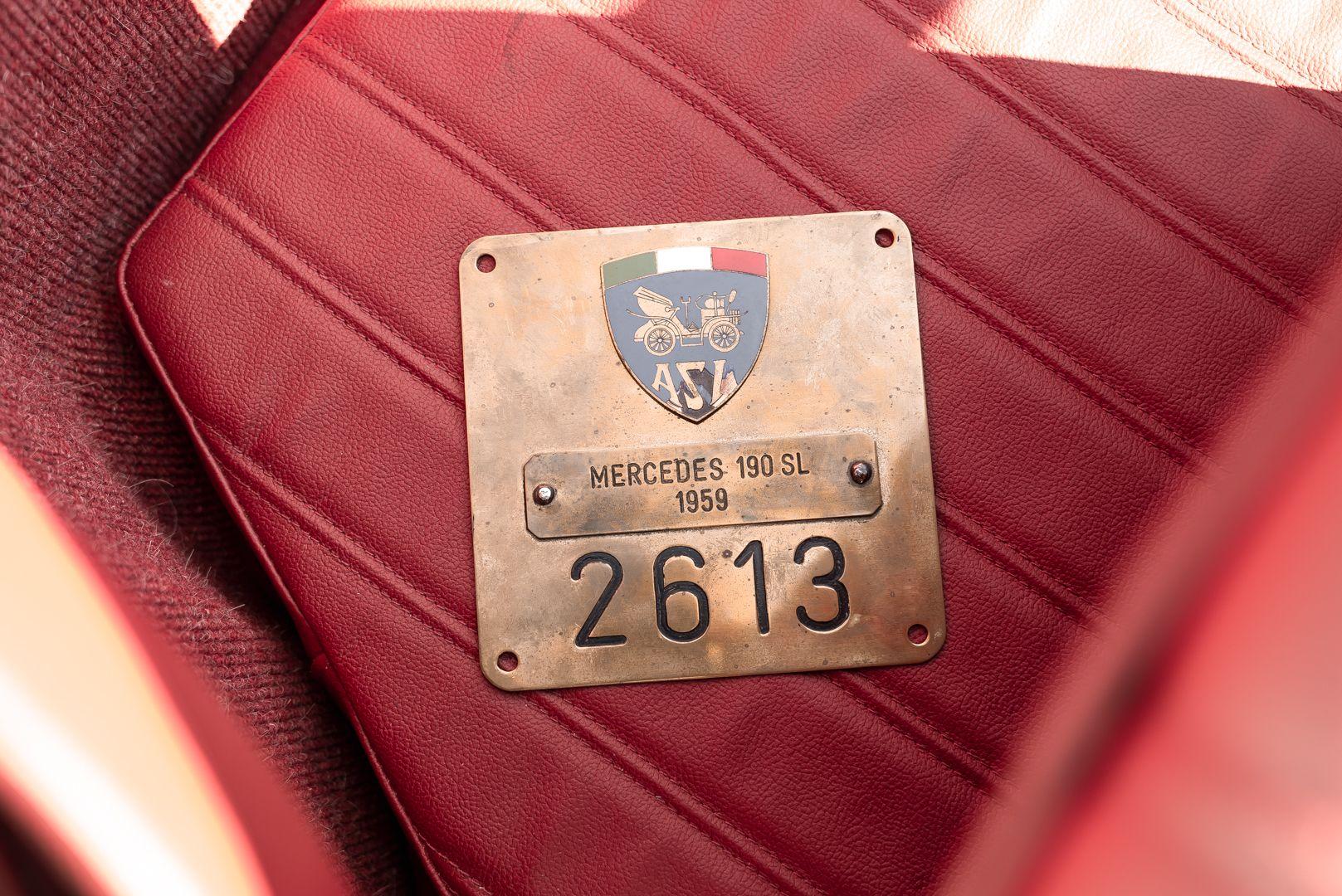 1959 Mercedes-Benz 190 SL 82326