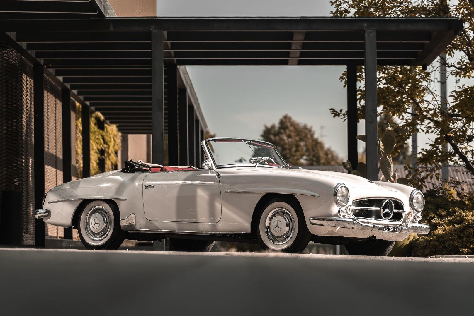 1959 Mercedes-Benz 190 SL 82282