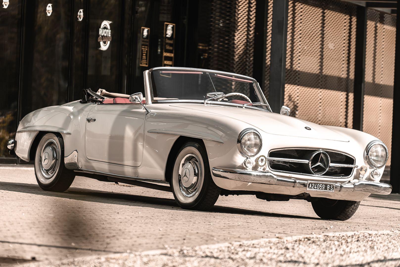 1959 Mercedes-Benz 190 SL 82280